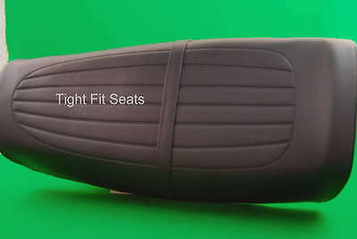 Motorcycle Seat Cover Complete With Strap - SUZUKI GS550 & GS750
