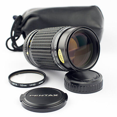 Beautiful SMC PENTAX-M 200mm f/4 TELEPHOTO LENS (K-1, K-3, K-5, K-50..) PK MINT-