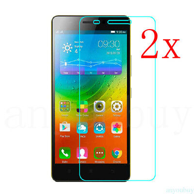 2pc PREMIUM TEMPERED GLASS SCREEN PROTECTOR FOR LENOVO A Plus A1000 A2010 A2020