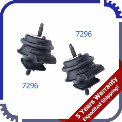 Front Engine Motor Mount W//Hydraulic Set For 90-00 Lexus LS400 4.0L 7296*2 M129