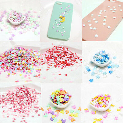 20g Polymer Clay Fake Candy Sweets Simulation Creamy Sprinkles Phone Shell Decor