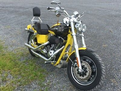 2009 Harley-Davidson Dyna  2009 Harley Davidson CVO Fat Bob Only 6k Miles Nicest One Anywhere!!!!