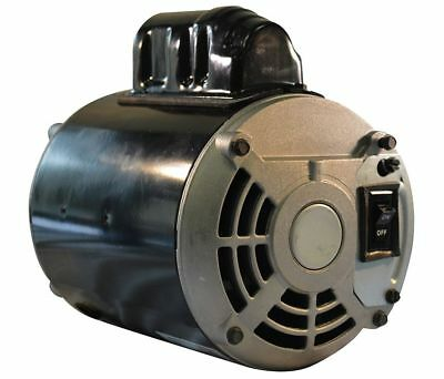 JB Vacuum Pump, Motor, Motor,115V, 60 Hz with Line Cord and Switch, PR206