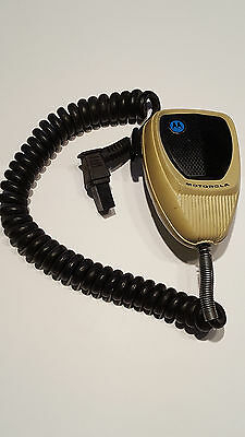 Second  Hand Motorola Commercial Microphone 2 Way Mbtmn1024A