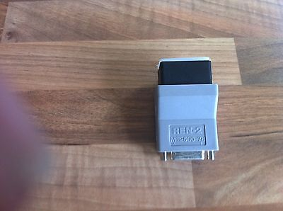 Snap On MT2500 Connector REN-2 FOR MT2500 SOLUS MODIS ECT in excellent condition