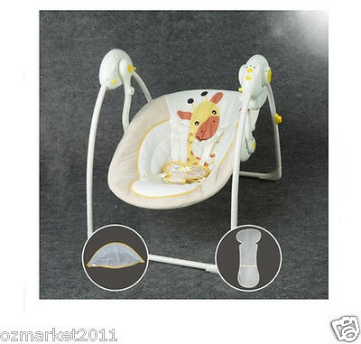 Fashion Security Comfortable Baby Swing Chair/Baby Rocking Chair HL1
