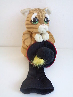 "Shrek The Third - 11"" Puss In Boots Hand Puppet"
