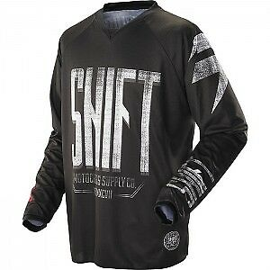 Shift Recon Blocked Adults Jersey Motocross Bmx Mbk Off Road  Clothing Gear