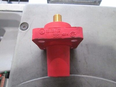E1016-1633 Cooper Crouse-Hinds 3/4 Red Fm Receptacle