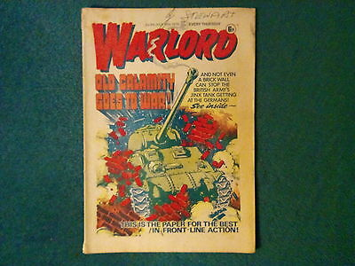 Warlord Comic No 94 Dated July 1Oth 1976