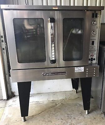 Southbend BGS/12SC Conv. Oven Bronze Series Single Deck 5400 Btu Used 1 Year Gas