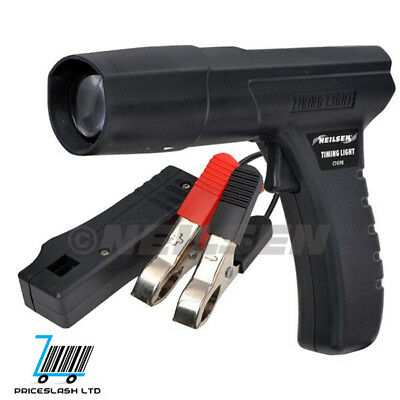 Engine Timing Light Gun For Checking & Adjusting The Ignition Timing