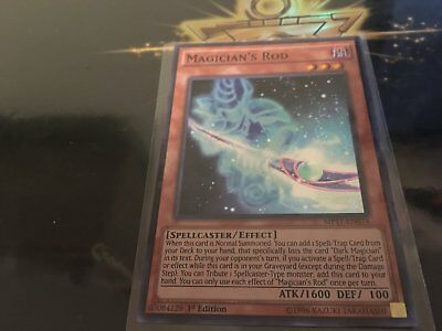 Magician's Rod - MP17-EN074 Yugioh - Near Mint -  1st ED