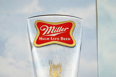 Vintage Miller High Life Beer Tap Pull Handle