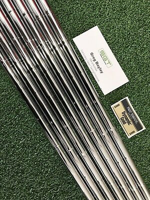 True Temper Dynamic Gold S300 New Shafts 4-P .355 Taper Tip