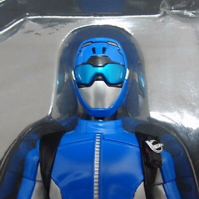 Figures Bandai Tokumei Sentai Go-Busters S.H.Figuarts Blue Buster from Japan