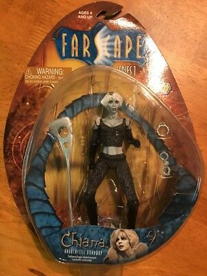 Farscape Action Figure Chiana Anarchistic Runaway Toy Vault 2000 MISB