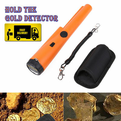 Pro Waterproof Pointer AT Pinpointer Auto Metal Detector ProPointer & Holster US