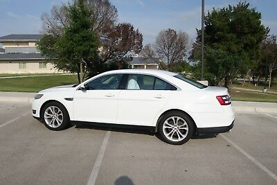 2013 Ford Taurus  FORD TAURUS LIMITED 4 DOOR SEDAN FOR SALE FULLY LOADED PRICE REDUCED Clean Title