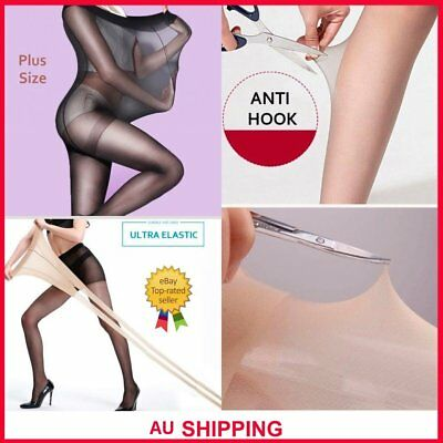 Super Elastic Magical Tight Silk Stockings Sexy Skinny Leg Pantyhose Plus Size