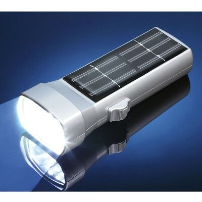 REFURBISHED Handy Solar Powered Torch - 6 LEDs