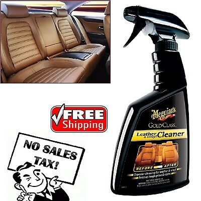 Car Leather Cleaner Conditioner Vinyl Spray Exterior Auto Surface Protection