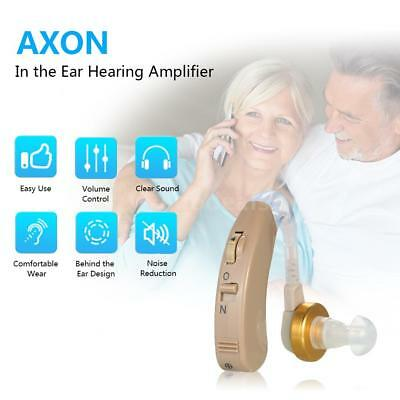 CE Approved Rechargeable BTE Digital Hearing Aids Device Sound Amplifier O6E9