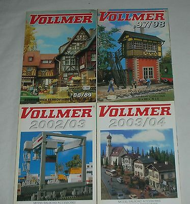 Vollmer Catalog (4) G+H0+N+Z   Years 88/89 , 97/98 , 2002/03 , 2003/04