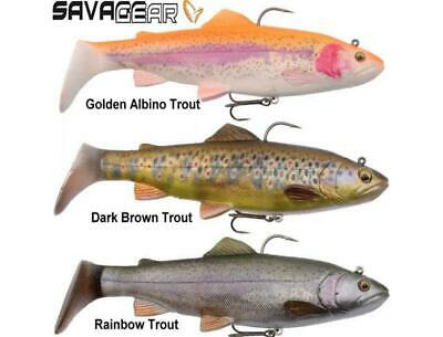 Savage Gear 4D Trout Rattle Shad new 2018 models crazy price