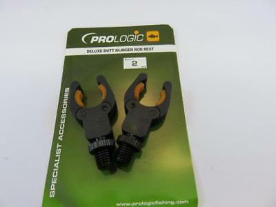 Prologic Deluxe Butt Klinger Rod Rest pack of 2   crazy price