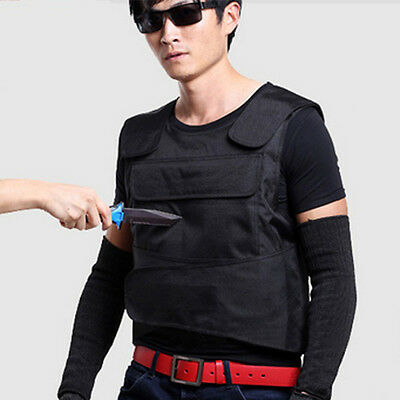 Proof Anti Stab Vest Outdoor Vest Anti Knife Concealed Vest Body Protection UK