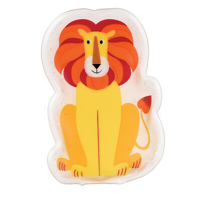 dotcomgiftshop CHARLIE THE LION HOT/COLD PACK