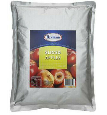 Riviana Foods Apple Sliced Pouch Pack 3.2kg