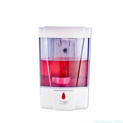Automatic Hand Soap Dispenser Touchless Infrared Smart Sensor for Kitchen wz3