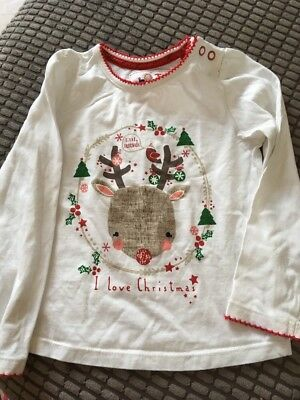 Baby Christmas Top 12-18 Months