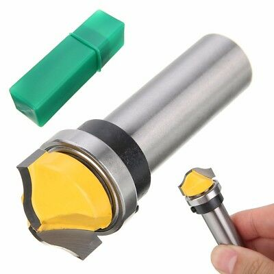 "Profile Groove Template Router Bit 1/2"" Shank Woodworking Groove Cutter Tool"