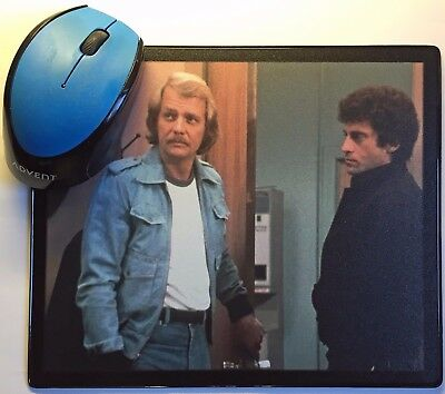Starsky and Hutch David Soul Paul Michael Glaser TV poster Mouse Mat #3 New