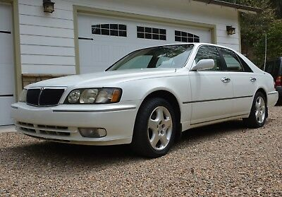 1999 Infiniti Q45 Touring Beautiful one-owner, low mileage, no accident Q45t in outstanding condition