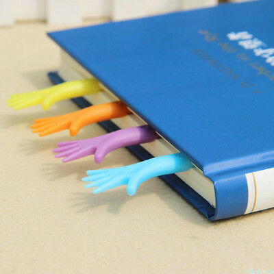 4PCS Paper Clips Ruler Shaped Metal Bookmarks Cute Bookmarks Various Types