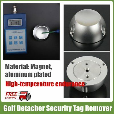 Golf Detacher Security Tag Remover Opener Unlock EAS Tag Detacher Anti-theft P6