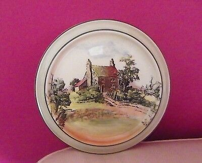 Rare Royal Doulton Seriesware Teapot Stand - Countryside D3647 - Perfect !!