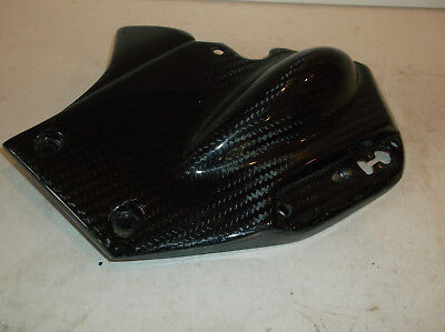 Mv Agusta Right Hand F4  Carbon Fibre Air Box Cover Carbon Dream