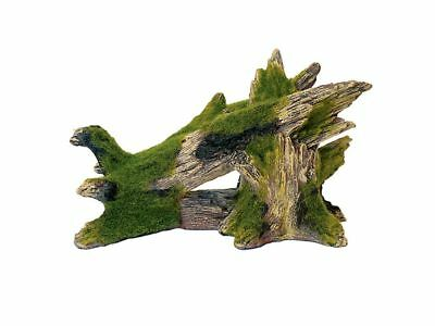 Moss Covered Tree Aquarium Decoration Fish Tank Vivarium Ornament