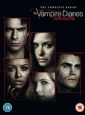 The Vampire Diaries: The Complete Series [2017] (DVD)