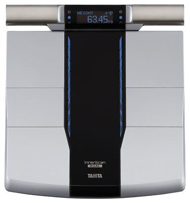 Tanita Inner Scan Dual body composition meter RD-800-BK weight scale EMS