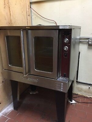 2008 Southbend SLGS/12SC Full Size Gas Convection Oven - LP