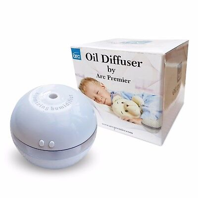 ARC Ultrasonic Humidifier Air Purifier Essential Oil Aroma Diffuser Aromatherapy
