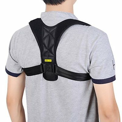 Posture Corrector Support Brace for Women & Men by Babo Care Figure 8 Shaped ...