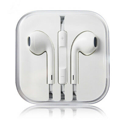 Earphones EarBuds For iPhone 4, 5, 6 with Microphone and volume control