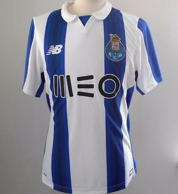 FC PORTO New Balance Home Shirt 2016/17 NEW Jersey 16/17 Camisa FCP